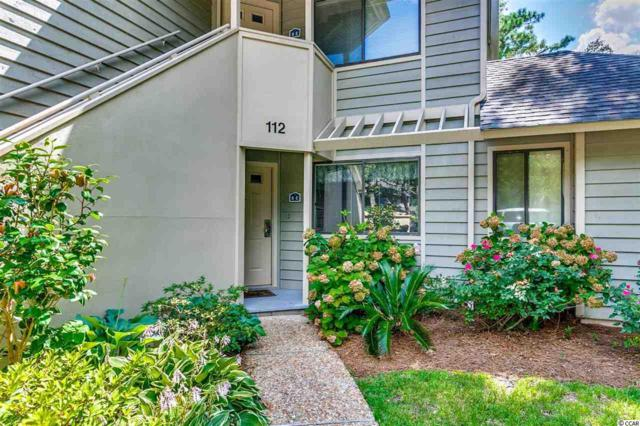 112 Westhill Circle 8-C, Myrtle Beach, SC 29572 (MLS #1718079) :: James W. Smith Real Estate Co.