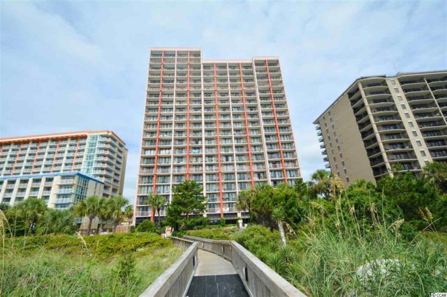 5308 N Ocean Blvd #417, Myrtle Beach, SC 29577 (MLS #1718548) :: Trading Spaces Realty