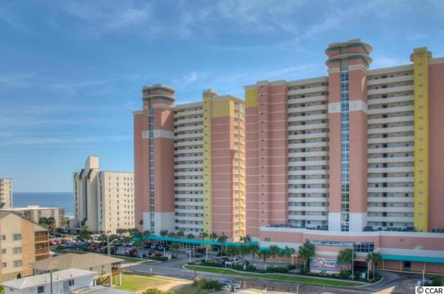 2701 S Ocean Blvd #1405, North Myrtle Beach, SC 29582 (MLS #1718576) :: James W. Smith Real Estate Co.