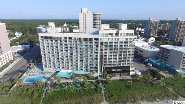 201 N 74th Ave #1008, Myrtle Beach, SC 29572 (MLS #1718669) :: Trading Spaces Realty