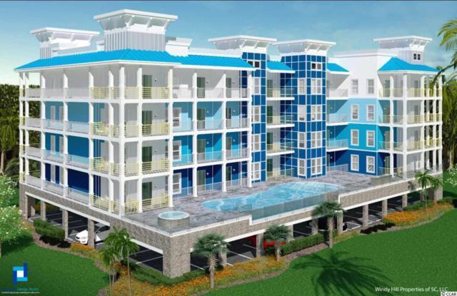 3410 S Ocean Blvd. #101, North Myrtle Beach, SC 29582 (MLS #1718774) :: James W. Smith Real Estate Co.