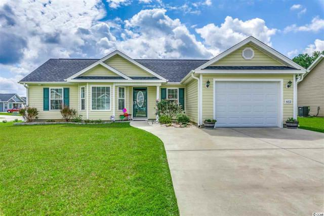 412 Beulah Circle, Conway, SC 29527 (MLS #1718926) :: Myrtle Beach Rental Connections