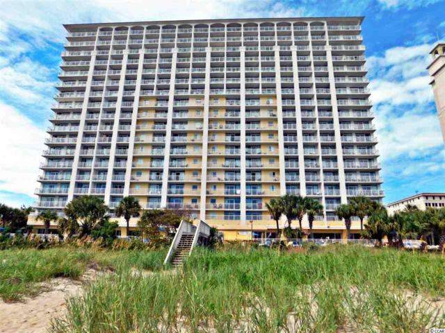 2000 N Ocean Blvd #811, Myrtle Beach, SC 29577 (MLS #1718970) :: Trading Spaces Realty
