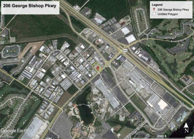 206 George Bishop Pkwy., Myrtle Beach, SC 29579 (MLS #1719131) :: James W. Smith Real Estate Co.