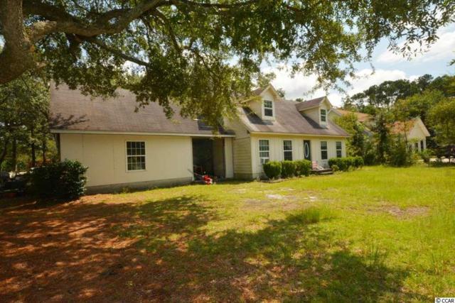 19 Springfield Road, Pawleys Island, SC 29585 (MLS #1719237) :: James W. Smith Real Estate Co.