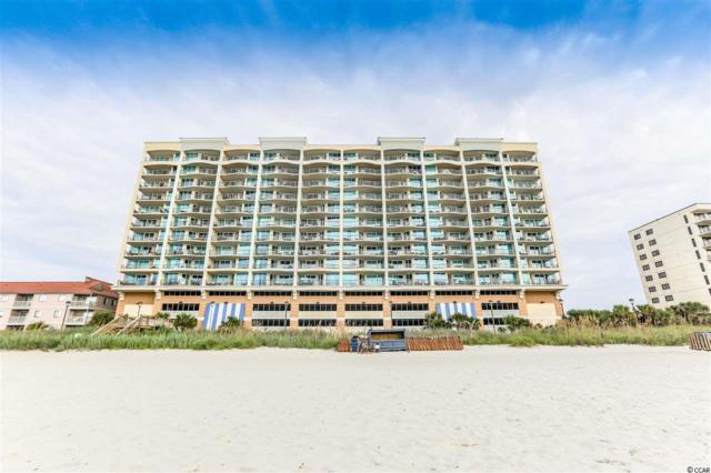 603 S Ocean Blvd #1014, North Myrtle Beach, SC 29582 (MLS #1719258) :: Trading Spaces Realty