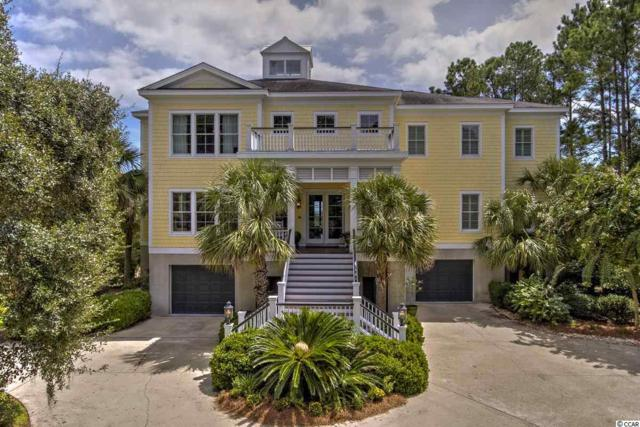 288 Tipperary Place, Pawleys Island, SC 29585 (MLS #1719332) :: The Litchfield Company