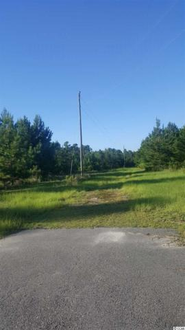 Whispering Hills Road, Loris, SC 29569 (MLS #1719482) :: The Litchfield Company