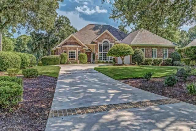 1073 Doral Drive, Pawleys Island, SC 29585 (MLS #1719561) :: James W. Smith Real Estate Co.