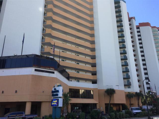 2710 N Ocean Blvd #1608, Myrtle Beach, SC 29577 (MLS #1719677) :: James W. Smith Real Estate Co.