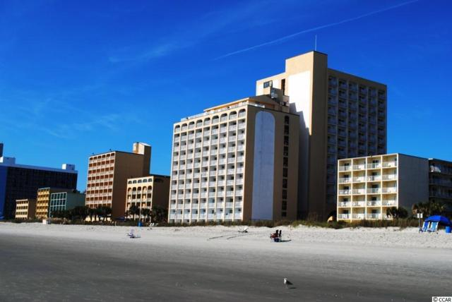 1207 S Ocean Blvd #20603, Myrtle Beach, SC 29577 (MLS #1719746) :: James W. Smith Real Estate Co.