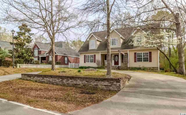 100 Creel St, Conway, SC 29527 (MLS #1719771) :: Myrtle Beach Rental Connections