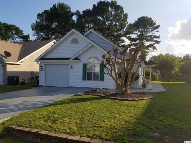 115 Wagon Wheel Lane, Surfside Beach, SC 29575 (MLS #1719839) :: The Hoffman Group