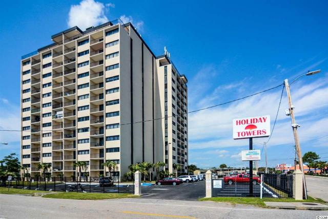 601 Mitchell Dr. #308, Myrtle Beach, SC 29577 (MLS #1719844) :: James W. Smith Real Estate Co.