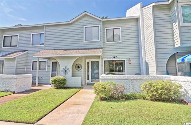 44 Shadow Moss Pl #44, North Myrtle Beach, SC 29582 (MLS #1719871) :: James W. Smith Real Estate Co.