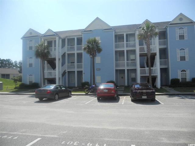 120 Fountain Point Ln #202, Myrtle Beach, SC 29579 (MLS #1719882) :: James W. Smith Real Estate Co.