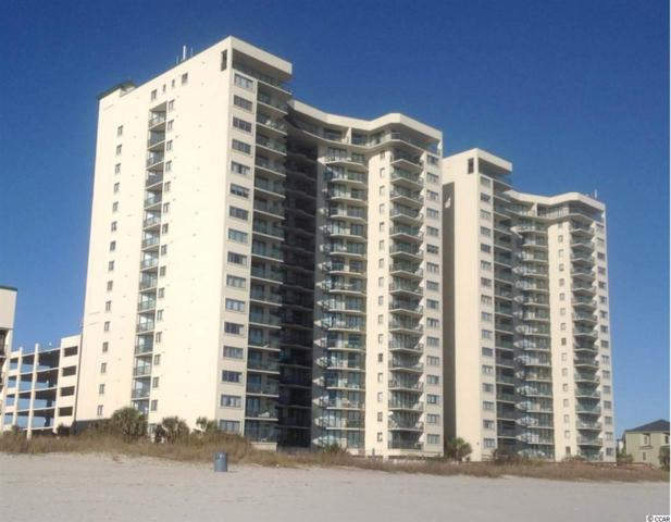 201 S S Ocean Boulevard #1006, North Myrtle Beach, SC 29582 (MLS #1719981) :: Trading Spaces Realty