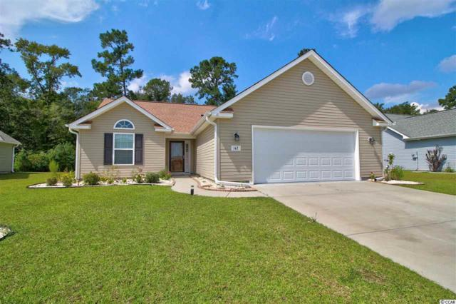142 Windsor Springs Road, Conway, SC 29527 (MLS #1720008) :: The Litchfield Company