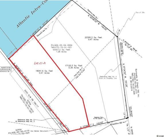 Lot 21 A Waterside Drive, Myrtle Beach, SC 29577 (MLS #1720059) :: Myrtle Beach Rental Connections