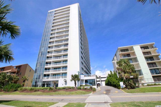 5511 N Ocean Blvd #1801, Myrtle Beach, SC 29577 (MLS #1720074) :: Myrtle Beach Rental Connections