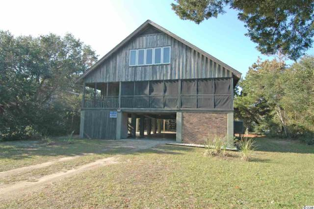 145 Parker Drive, Pawleys Island, SC 29585 (MLS #1720090) :: James W. Smith Real Estate Co.