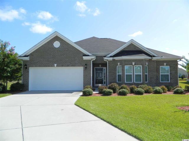 1008 Blue Hole Court, Conway, SC 29526 (MLS #1720091) :: James W. Smith Real Estate Co.