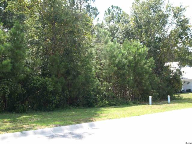 TBD Kinlaw St., Little River, SC 29566 (MLS #1720163) :: The Hoffman Group
