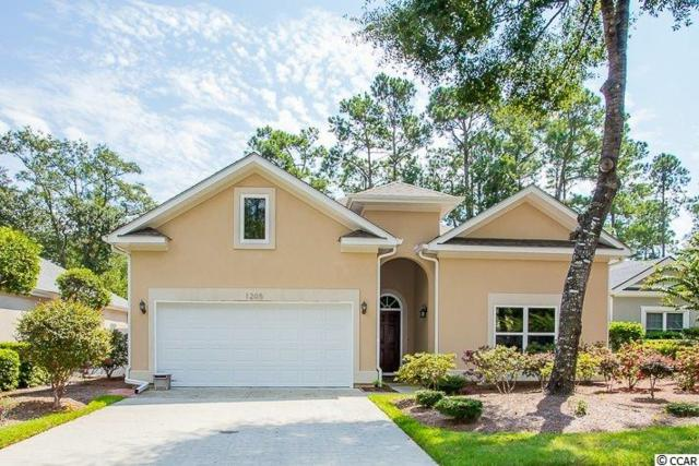 1205 Trisail Lane, North Myrtle Beach, SC 29582 (MLS #1720182) :: The Litchfield Company