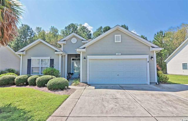 125 Carriage Lake Drive, Little River, SC 29566 (MLS #1720276) :: Myrtle Beach Rental Connections