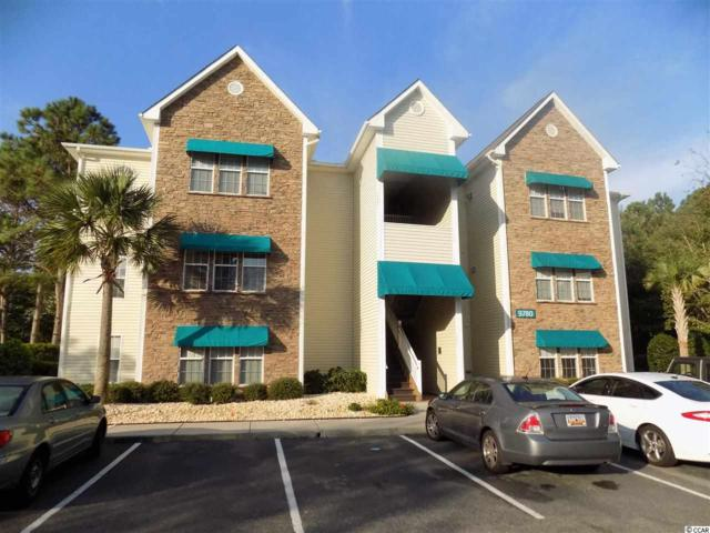 9780-11 Leyland Drive #11, Myrtle Beach, SC 29572 (MLS #1720301) :: James W. Smith Real Estate Co.