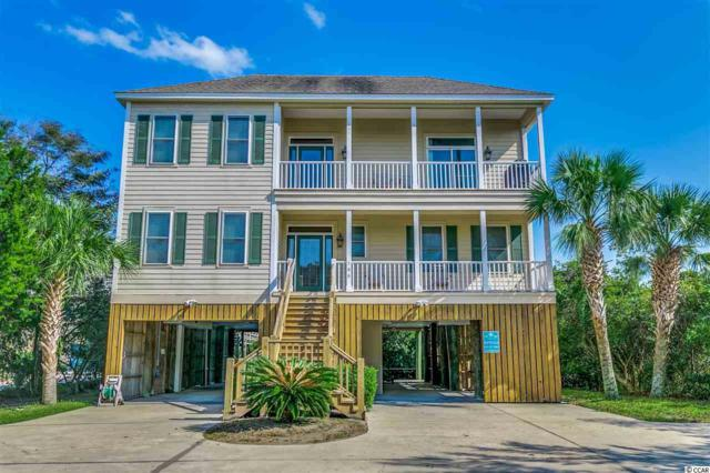 186 Parker Drive, Pawleys Island, SC 29585 (MLS #1720323) :: James W. Smith Real Estate Co.