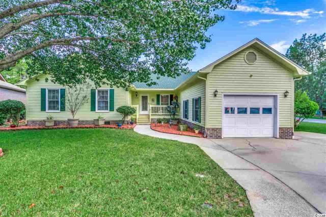 1309 Conifer Ct., Murrells Inlet, SC 29576 (MLS #1720878) :: Myrtle Beach Rental Connections