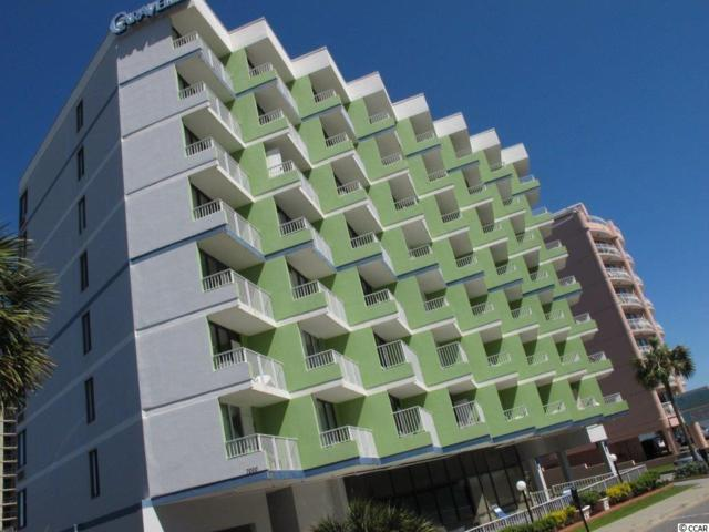 7000 N Ocean Blvd #326, Myrtle Beach, SC 29572 (MLS #1720917) :: The Litchfield Company