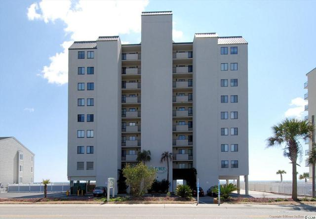 3513 S Ocean Blvd #504, North Myrtle Beach, SC 29582 (MLS #1720977) :: Silver Coast Realty