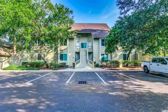 491 Ocean Creek Dr #2615 #2615, Myrtle Beach, SC 29572 (MLS #1721124) :: The HOMES and VALOR TEAM