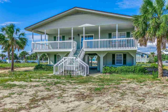 1876 Dolphin Street, Garden City Beach, SC 29576 (MLS #1721156) :: The Litchfield Company