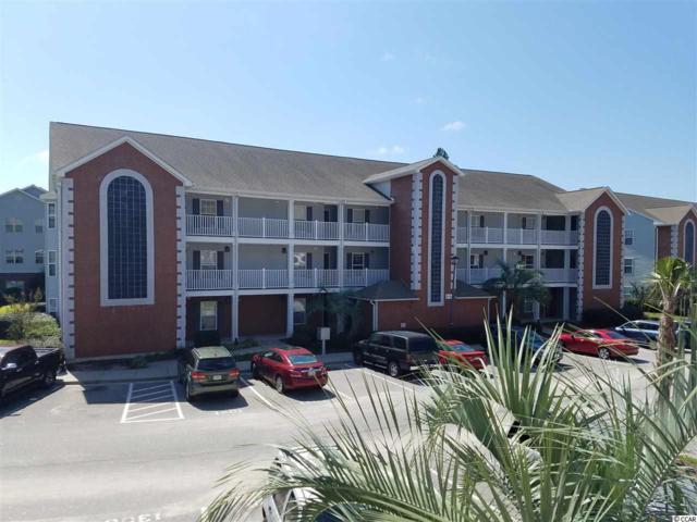 4845 Meadowsweet Dr #1407, Myrtle Beach, SC 29579 (MLS #1721184) :: James W. Smith Real Estate Co.
