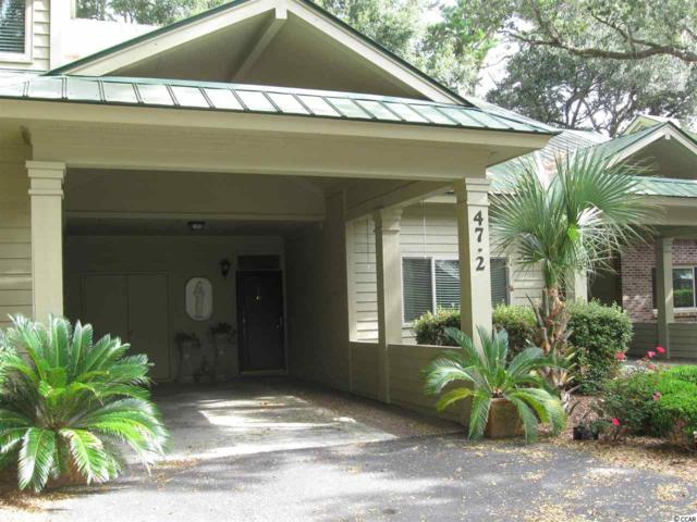 47-2 Twelve Oaks Drive 47-2, Pawleys Island, SC 29585 (MLS #1721223) :: Silver Coast Realty