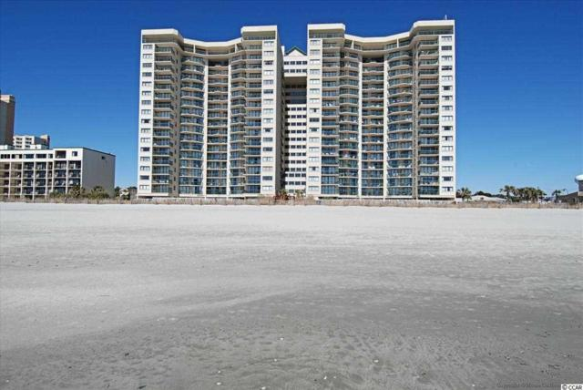 201 S Ocean Blvd #1305, North Myrtle Beach, SC 29582 (MLS #1721395) :: Trading Spaces Realty