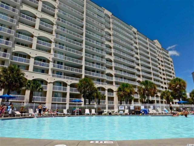 4801 Harbor Point Drive #701, North Myrtle Beach, SC 29582 (MLS #1721562) :: SC Beach Real Estate