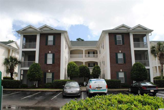 498 River Oaks Drive 59-J, Myrtle Beach, SC 29579 (MLS #1721706) :: The Hoffman Group