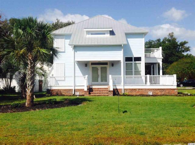 210 S Myrtle Drive, Surfside Beach, SC 29575 (MLS #1721798) :: The Litchfield Company