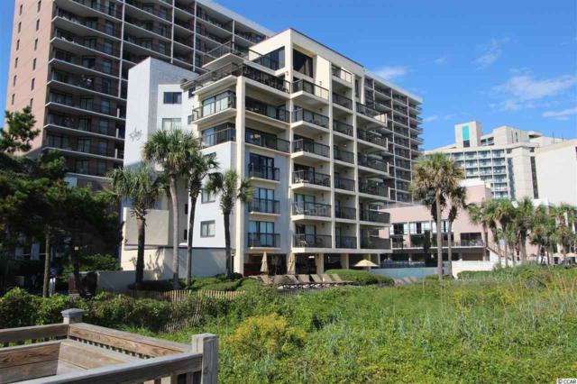 7200 N Ocean Blvd. #601, Myrtle Beach, SC 29572 (MLS #1721842) :: The Litchfield Company