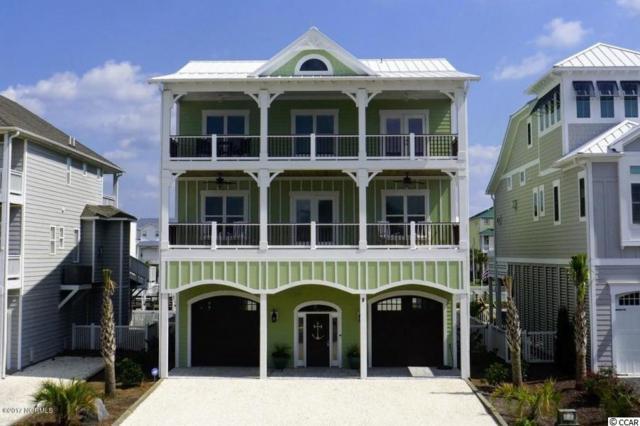 8 Moore St, Ocean Isle Beach, NC 28469 (MLS #1721857) :: Resort Brokerage