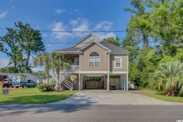 570 Vista Drive, Garden City Beach, SC 29576 (MLS #1721935) :: Myrtle Beach Rental Connections