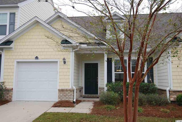 801 New London Ct #1177, Myrtle Beach, SC 29579 (MLS #1721995) :: The HOMES and VALOR TEAM
