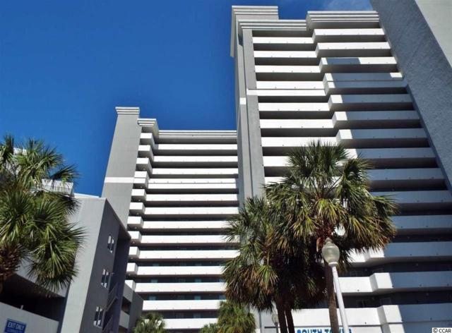 161 Seawatch Drive #911, Myrtle Beach, SC 29572 (MLS #1722028) :: James W. Smith Real Estate Co.