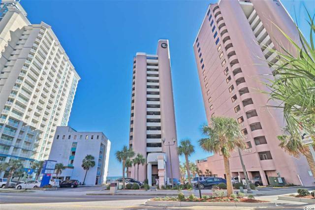 2500 N Ocean Blvd #1601, Myrtle Beach, SC 29577 (MLS #1722047) :: The Litchfield Company