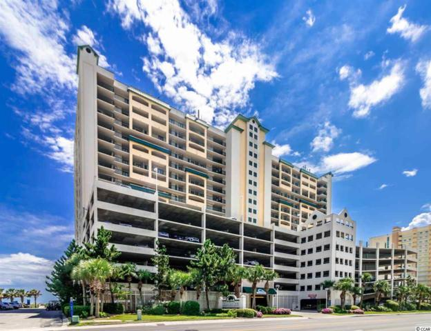 201 S Ocean Blvd #1203, North Myrtle Beach, SC 29582 (MLS #1722078) :: Trading Spaces Realty