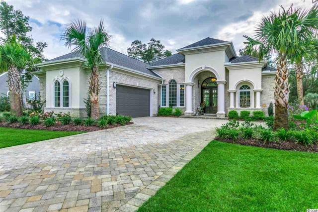 200 Green Lake Drive, Myrtle Beach, SC 29572 (MLS #1722087) :: Resort Brokerage
